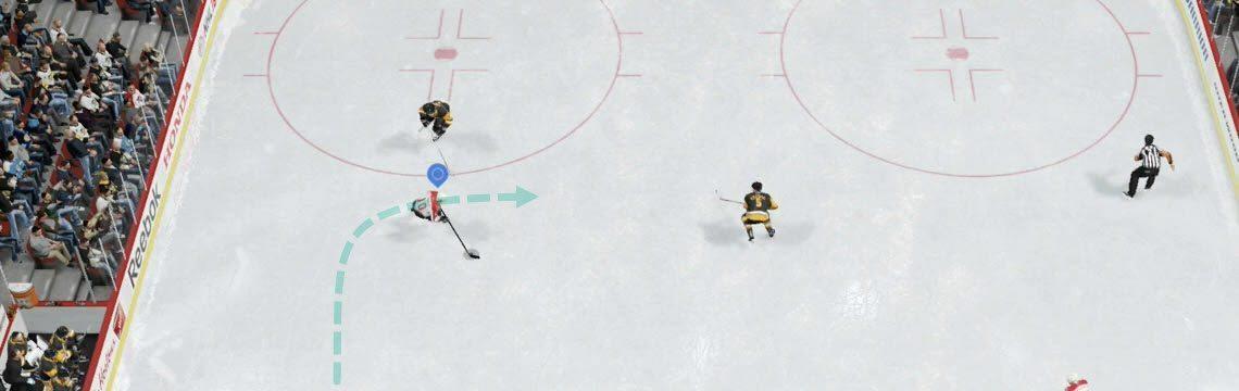 NHL Sharp Cut
