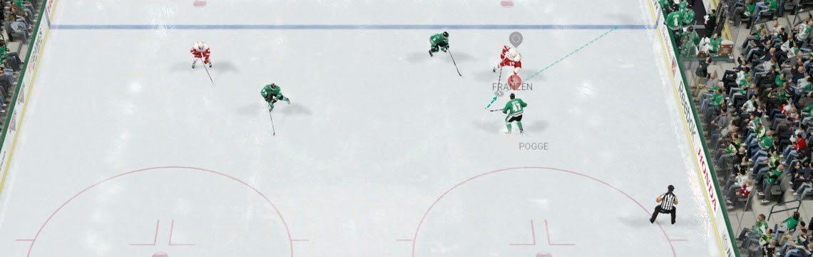 NHL 16 Pokecheck