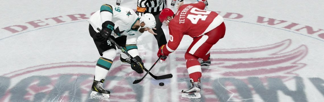 The Best Faceoff Teams and Players in NHL 17! Online Versus