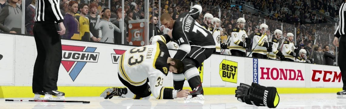 NHL 18 Fighting Guide