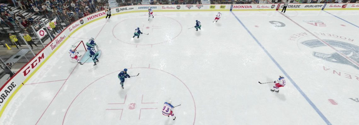 Diamond shaped penalty kill formation most effective against the Umbrella.