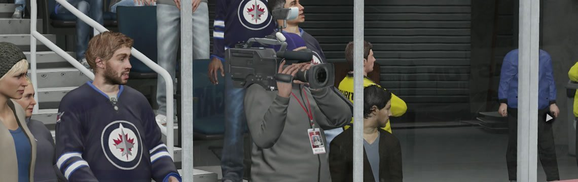 Best Camera Angle/View in NHL 17