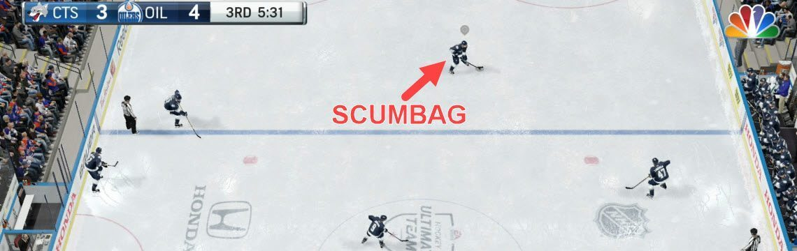 How To Check Online Players Who Rag The Puck