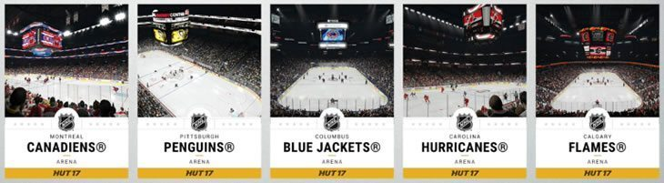 HUT Arena Items