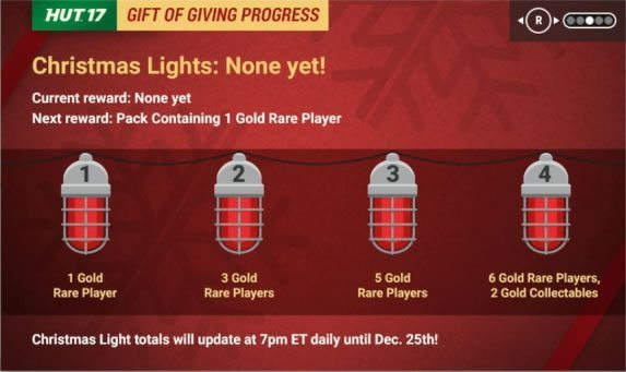 Gift of Giving Hut Set Community Pool Progress - light all the lamps.