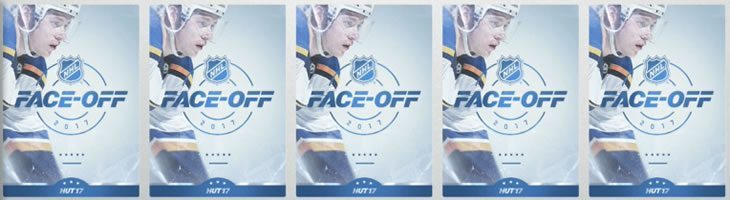 HUT Faceoff Collectible