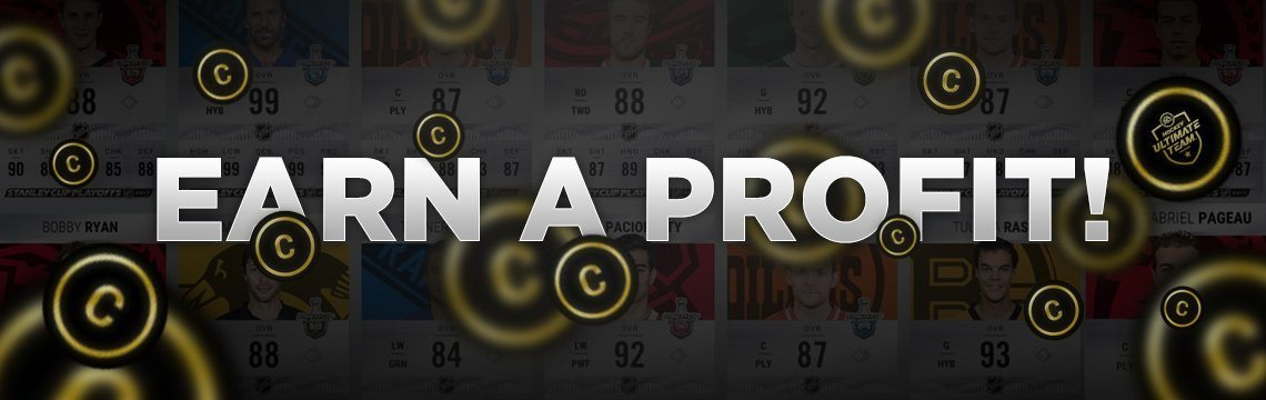 NHL 17 HUT Auction House Guide and Tips