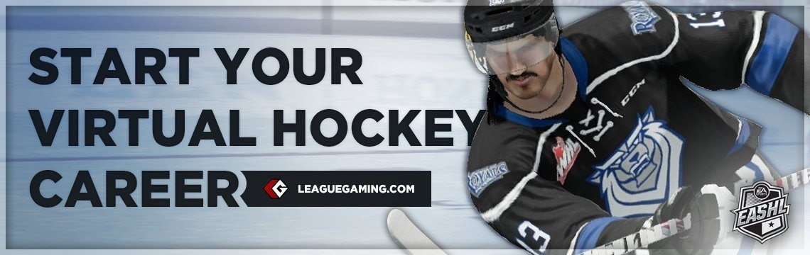 LGHL Beginner's Guide – 6v6 EASHL – Most Fun You'll Have Playing NHL!