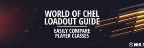 featured image for world of chel player build post - easily compare player classes